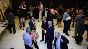 florio networking in crowd